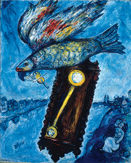 Marc Chagall, Time is a River without Banks, 1930-1939