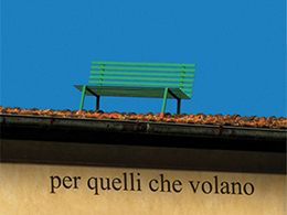 Luigi Mainolfi, Per quelli che volano, 2010